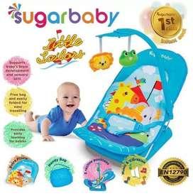 Sugar baby infant seat bouncer ( Kursi Bayi murah)