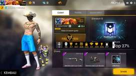 Akun sultan freefire