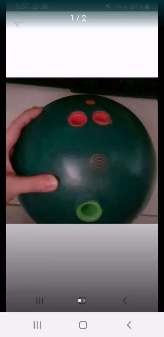 Bola bowling made in usa 0