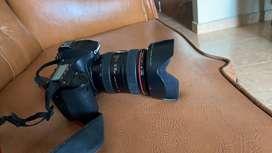Lensa wide canon 24-105 f 4
