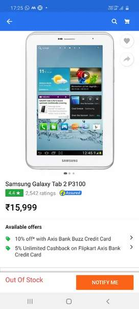 GALAXY TAB 2 AT VERY GOOD CONDITION NO DEFECTS