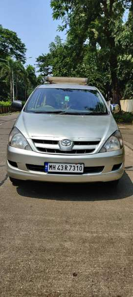 Toyota Innova 2.5 G (Diesel) 8 Seater BS IV, 2007, Diesel