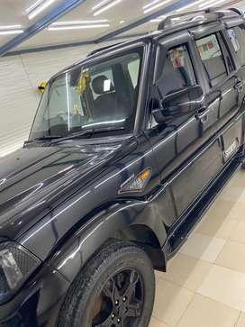 Mahindra Scorpio 2017 Diesel 76000 Km Driven