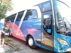 Bus Pariwisata Mercy 1526 th 2013
