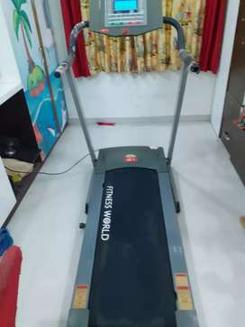 Treadmill m-1 fitness for complete  fitness