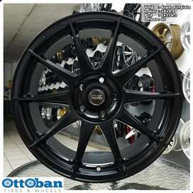 Velg Emotion R R20X9 h6x139.7 Fortuner Everest Pajero Land Cruiser