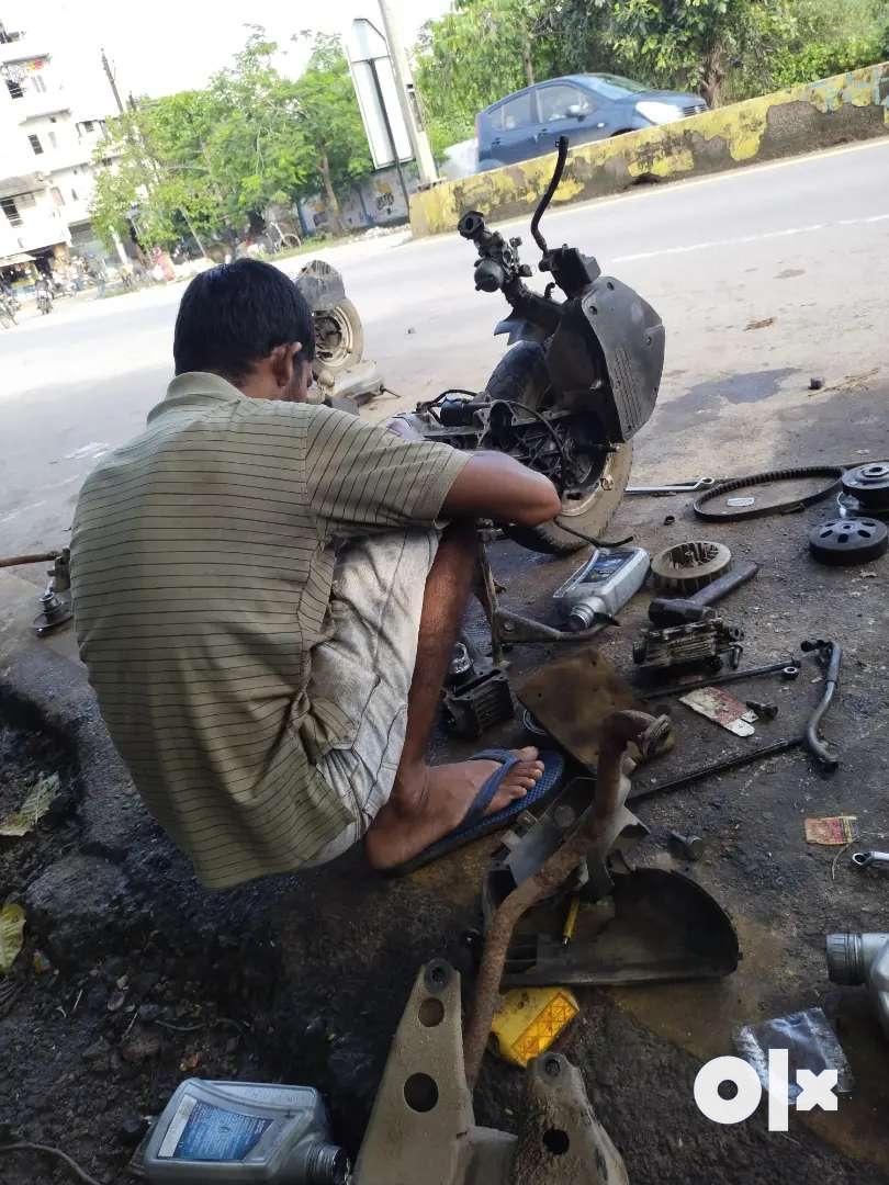All Bikes repairing