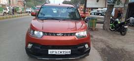 Mahindra Kuv 100 G80 K8, 2016, Diesel