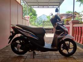 honda spacy 2014