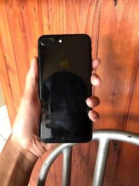 Iphone 7+ 128gb ibox jetblcak
