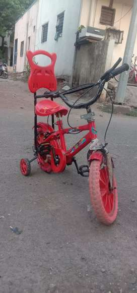 Good condition beby cycle. it's negotiable