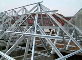 Jasa tukang pasang dan rakitan atap baja ringan terpopuler