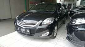 Toyota Vios G Limitied 2012 Matic