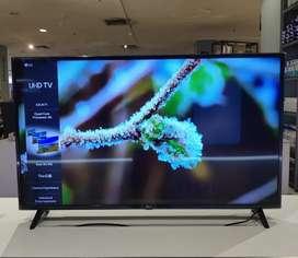 "SHARP LED TV SMART 4K 43"""
