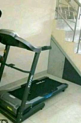 Big Treadmill electric 3in1 with auto Incline
