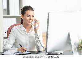 Receptionist&front office