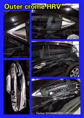 Outer Mangkok crome HRV model Crome cayla new avanza sigra
