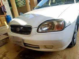 Suzuki Baleno 10/10 condition.