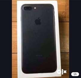 Iphone 7+, 32 GB, Black Colour