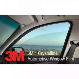 Kaca film 3M sangat nyaman digunakan