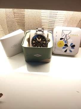 Dijual jam tangan pria merk fossil