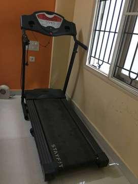 Stayfit motorised treadmill model : i3