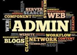 Wanted office admin