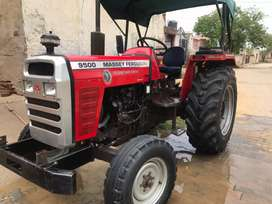 Massey 9500 new condition