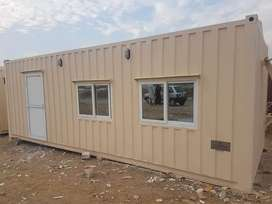portable container /room container/ office container