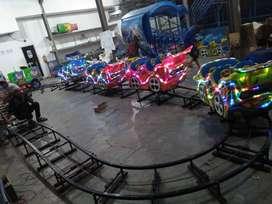 odong kereta mini roller coaster mobil balap