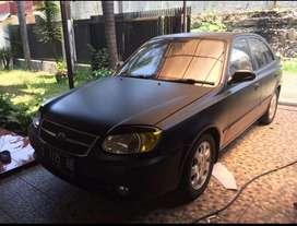 Hyundai Avega 2007 Bensin
