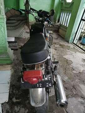 Honda cb basic gl series