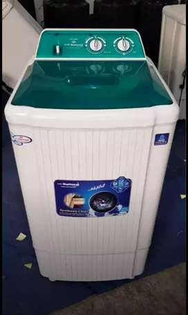 A-One National washing(10kg Machine with brand warranty) free delivery