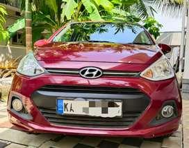 Hyundai Grand I 10 2014 Diesel 60000 Km Driven