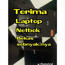 Dibeli Laptop /Netbok /Macbook
