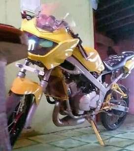 Kawasaki ninja r 2002