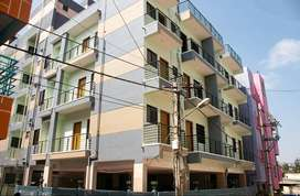 2 BHK Semi Furnished Flat for rent in Krishnarajapura for ₹16560, Bang
