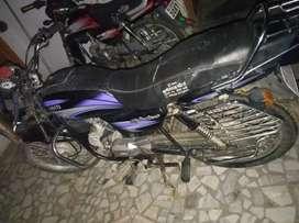 A1 condition  bike