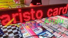 Lampu Running Text Usaha Kuliner, Cellular, instansi Garansi 1 Tahun