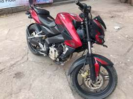Bajaj pulsar ns 200 fully conditional no fault for sale