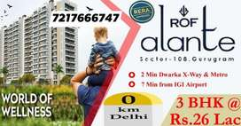 3bhk flat normal booking