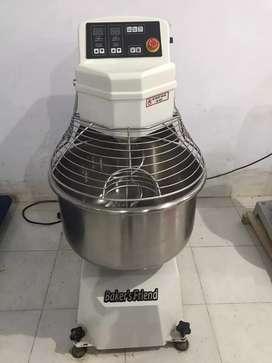 Mixer spiral kapasitas 25 kg