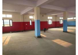 Unfurnished Commercial Space available in Ghaziabad.
