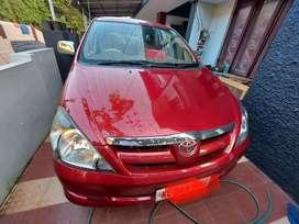 Toyota Innova   8 seater 2008/12 V ABS/AirBag 114740 Km