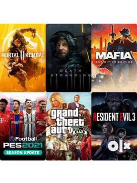 All Latest PC and Laptop Games available at cheapest price