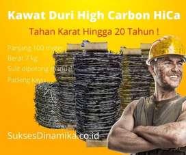 Jual Kawat Duri Bezinal 2000 HiCa High Carbon 100 meter