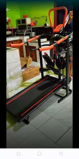Treadmil manual 7 fungsi58