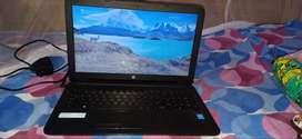 HP i5 processor good condition laptop