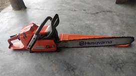 Husqvarna chainsaw 365 chain bar 25 inch with warranty parts