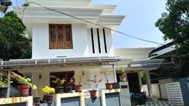 thrissur pottur 4,500 cent 3 bhk villa
